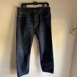 Vince Denim Crop Jeans 29